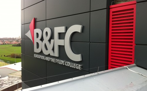 Bird Proofing at Blackpool and Fylde College