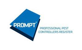 Prompt - Professional Pest Controllers Register